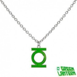 Collar con esmalte- Green Lantern original