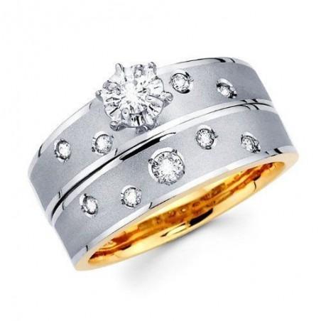Evolución del anillo de boda