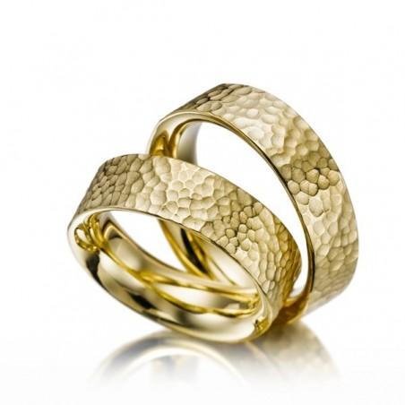 Diferencias entre anillo de bodas y de compromiso
