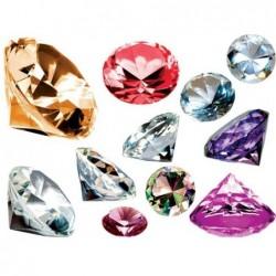 Los colores de los diamantes