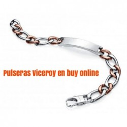 Pulsera acero inoxidable - Viceroy original