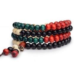Collar pulsera budista