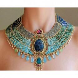 Breve historia de la joyería en egipto antiguo