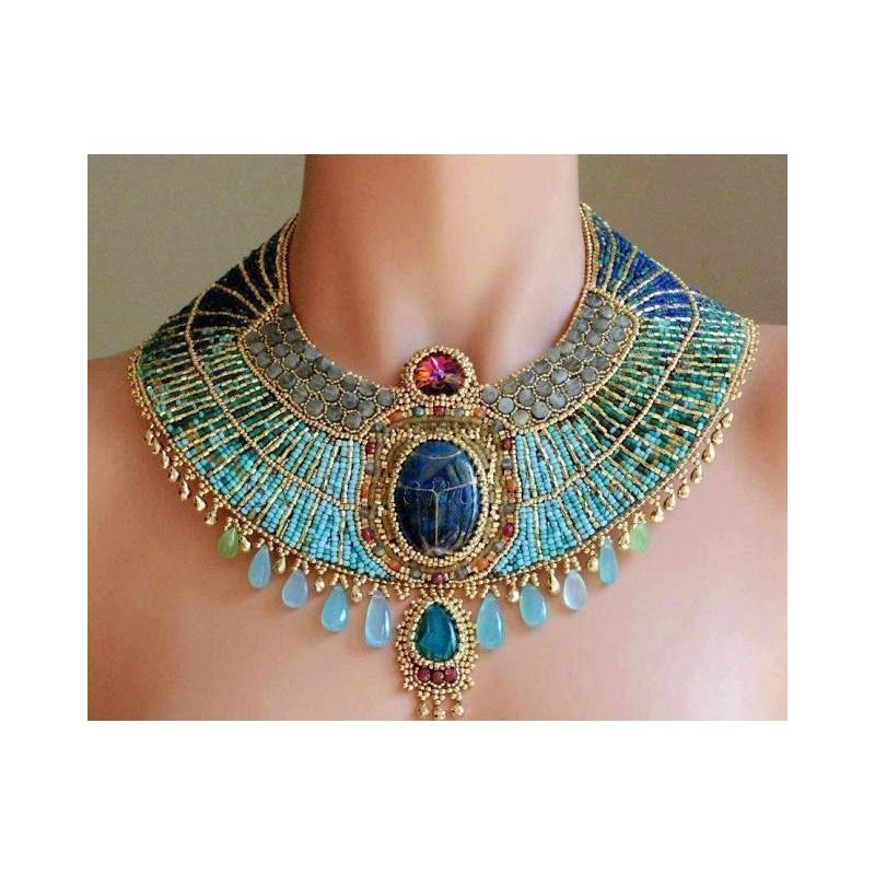 Joyas en el antiguo egipto