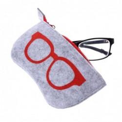 Funda para gafas con cremallera