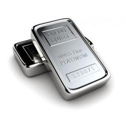 Joyería de platino, el oro blanco