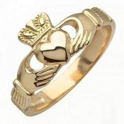 Historia del anillo de Claddagh