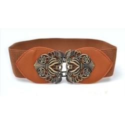 Cinturón elástico para mujer