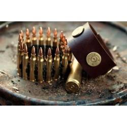 Bisutería con balas: el furor de esta moda