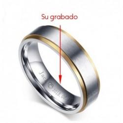 Alianzas de matrimonio-Vías Paralelas - incluye grabado