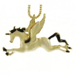 Collar/broche Pegasus