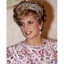 Los pendientes de perlas de la Princesa Diana
