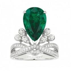 La musa de Chaumet, la emperatriz Joséphine, inspira joyas llenas de color