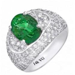 Las piedras preciosa del mes de mayo: esmeraldas