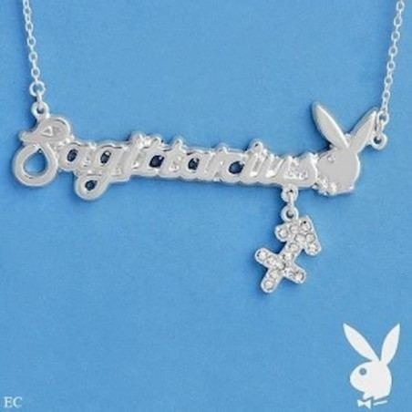 Collar signo Sagitario- Play Boy