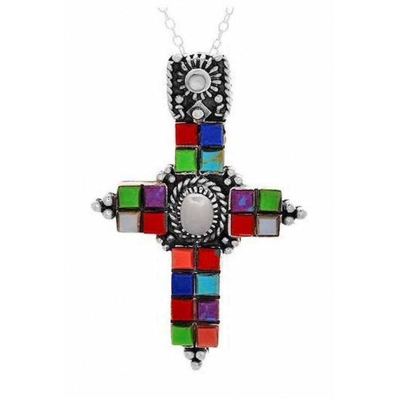 Cruz Arco Iris
