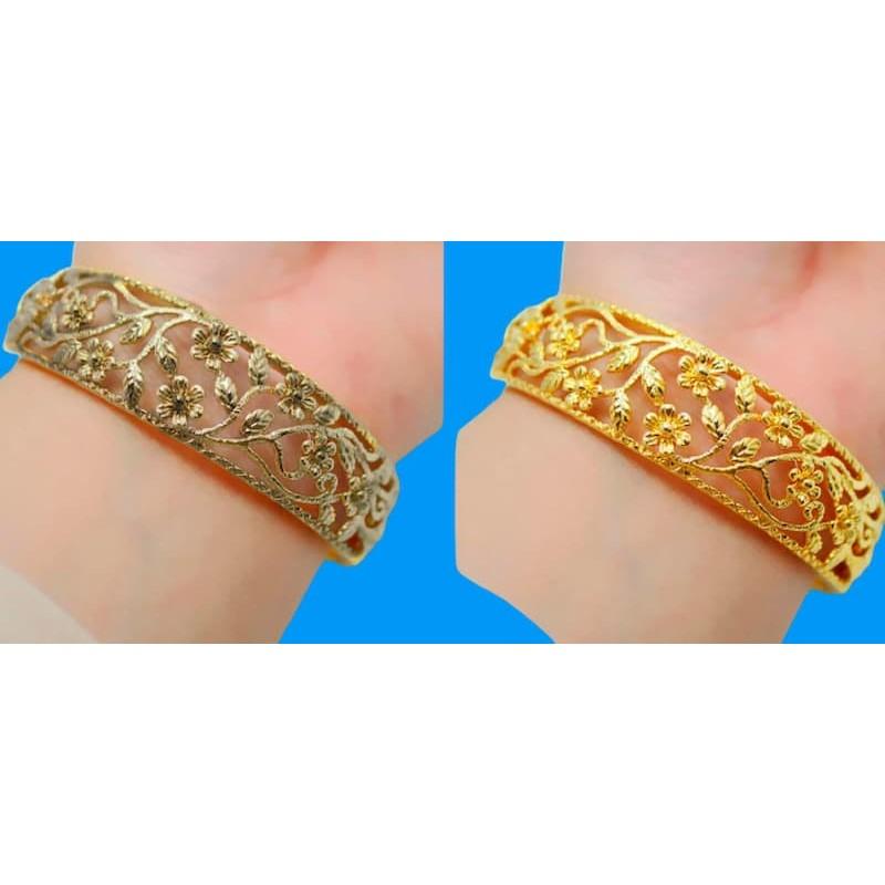 Mantenimiento de joyería de oro