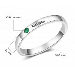 anillos originales plata 925