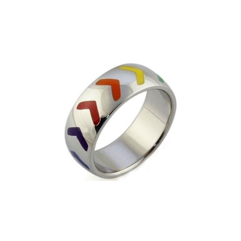 Significado anillos LGBT