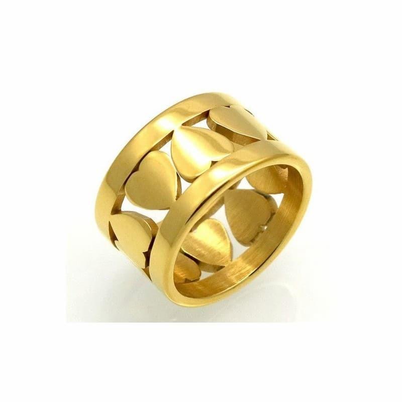 anillos étnicos mujer