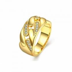 anillos mujer bonita