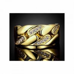 anillo pluma mujer