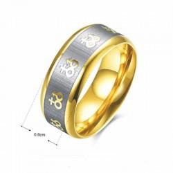 anillo boda hombre