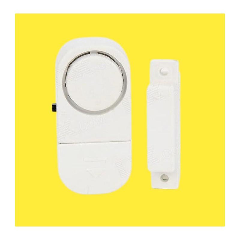 Alarmas para puertas y ventanas