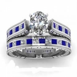 bisuteria anillo turquesa