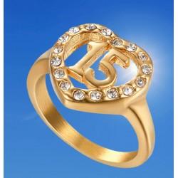 anillo cumpleaños de quince