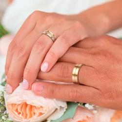 Anillos de matrimonio originales