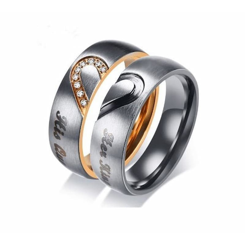 anillos de matrimonio civil e iglesia