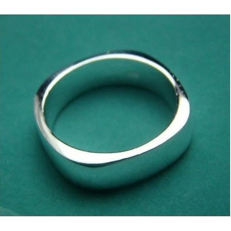 anillos sencillos de mujer bonitos