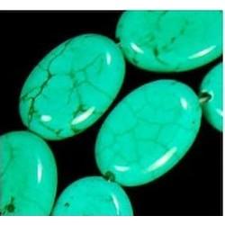 piedras para collares verdes