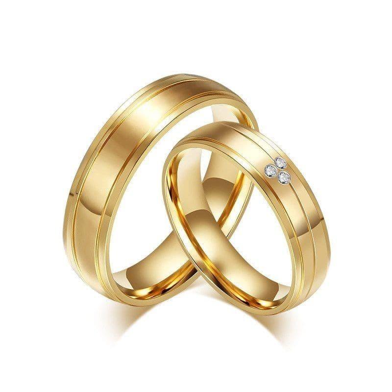 Precios alianzas de boda
