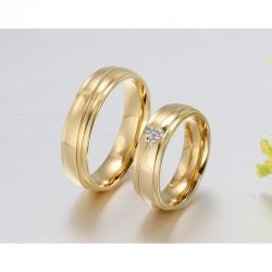 Kit de anillos de boda baratos