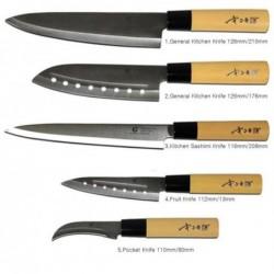 Set de cuchillos para sushi