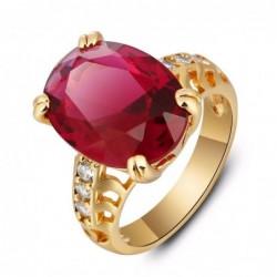 anillos de compromiso con piedras preciosas