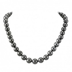 Collares con perlas