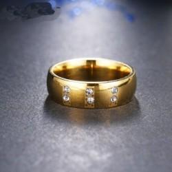 Alianzas de titanio dorado