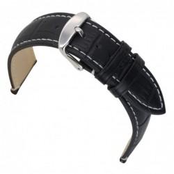 Correa de piel para reloj pulsera