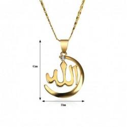 Collar Allah - joyería musulmana