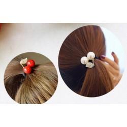 Pulsera o colita elástica para el pelo