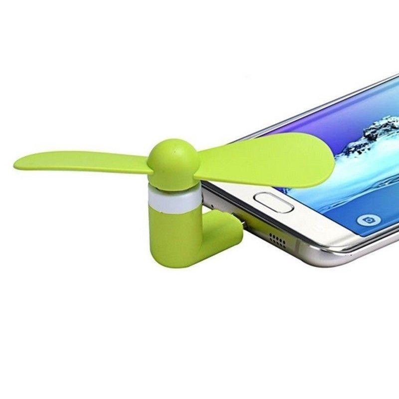 Ventilador portatil para smart phone