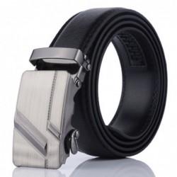 Cinturón simil piel para hombre - 112cm