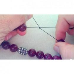 Cómo confeccionar pulseras elásticas que no se rompan