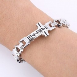 Brazalete con cruz Death Note-Manga