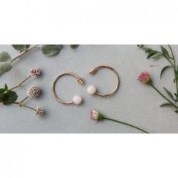 Oro rosa: el color que marca tendencia en joyería y bisutería